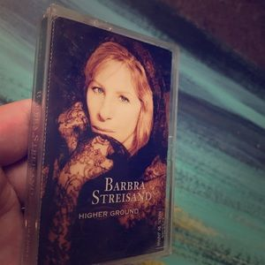 Cassette tape- BARBRA STREISAND